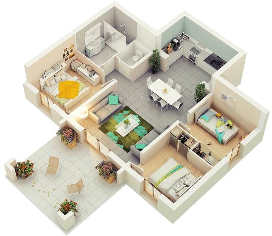 interior-model
